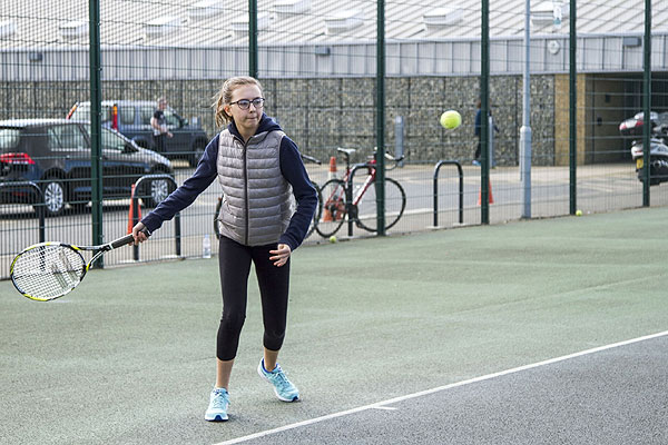 Junior Tennis Lessons Whitton